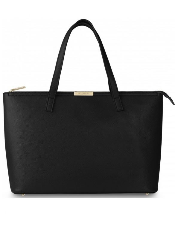 Black Katie Shopper