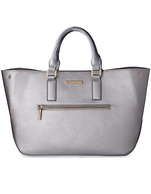 Metallic Grey Katie Loxton