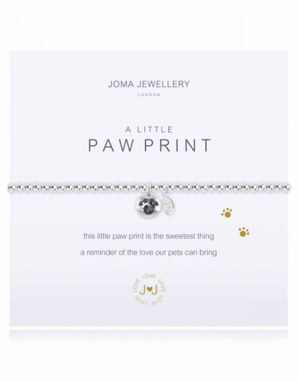 a-little-paw-print