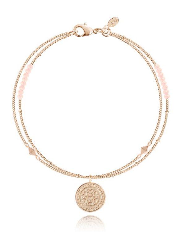 boho-coin-love-bracelet