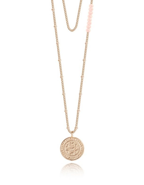 boho-coin-love-necklace