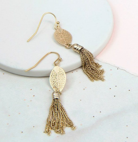 d-golden_leaf_tassel_earrings