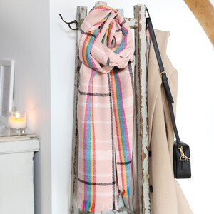 rainbow-and-pink-tartan-blanket-scarf-0v8a8923-300×300