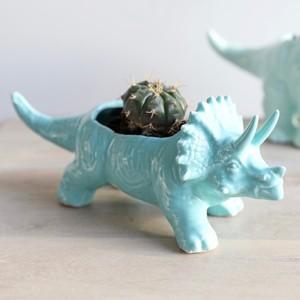 teal-triceratops-dinosaur-planter-300×300